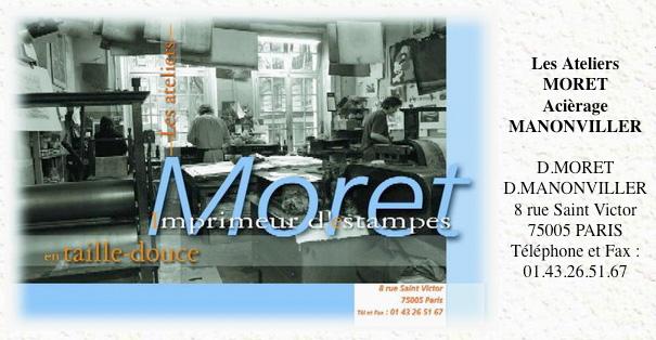 Ateliers-Moret
