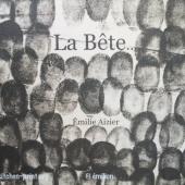 """""""La Bête…"""" Livre imprimé en Kitchen lithographie"""