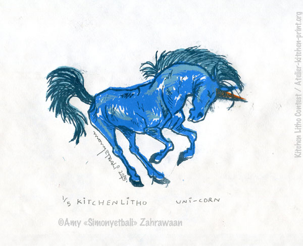 Amy «Simonyetbali» Zahrawaan
