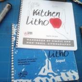 Pack 2 manuels Kitchen Litho . Franco de port 🇫🇷 /or 🇬🇧language free shipping costs