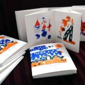 Livre d'art d'Alexane Maillard, Atelier Kitchen Print éditions