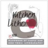 🇬🇧 Kitchen Litho on aluminum foil – Electronic book version all in colors