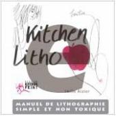 🇫🇷 Kitchen Litho sur feuille aluminium – Version électronique en couleurs