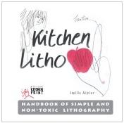 🇬🇧 Kitchen Litho on aluminium foil – Paper book, black & white version