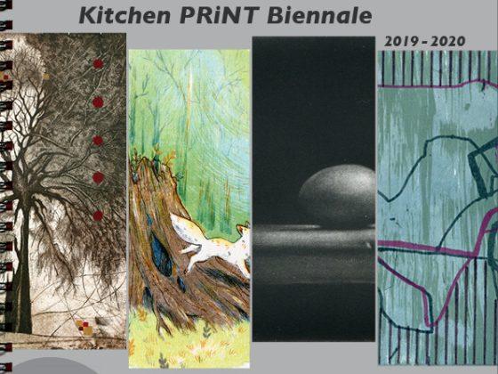 Appel à souscription pour le catalogue «Kitchen PRiNT Biennale 2019-2020»