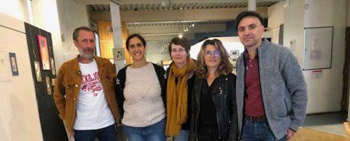 Retour sur l'exposition intitulée «Différents coins de nature», collectif d'artistes lorrains au Centre culturel d'Épinal, 2021.