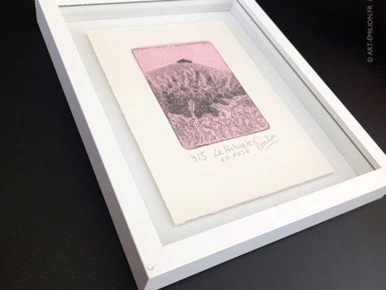 Exposition des recherches en gravure simple d'Émilion